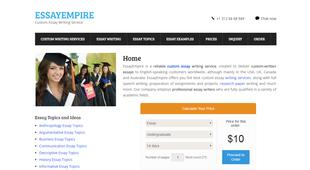 EssayEmpire.com